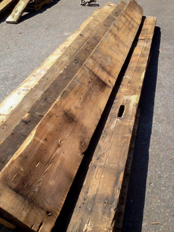 Longleaf lumber wholesale hemlock decking for Reclaimed decking boards
