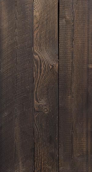 Reclaimed Hemlock Charred Wood Medium Burn