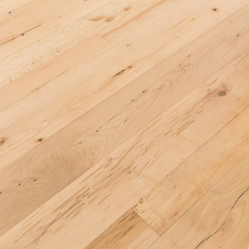 Reclaimed Maple Flooring Vermont Naturals Finish