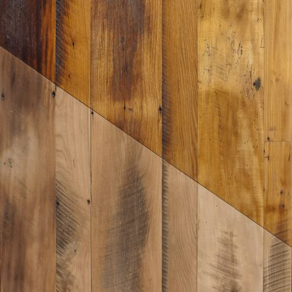 Midwestern Mixed Hardwoods Skip-Planed Flooring