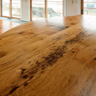 Reclaimed Oak Countertop