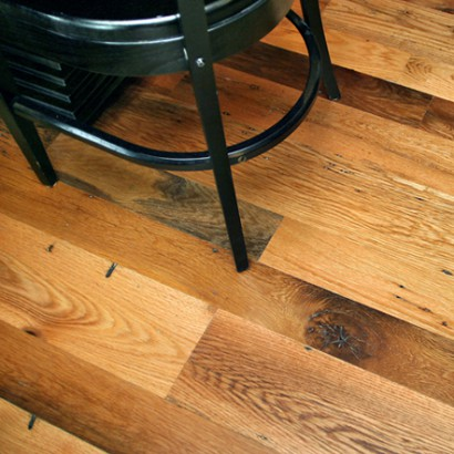 Reclaimed Red Oak Flooring