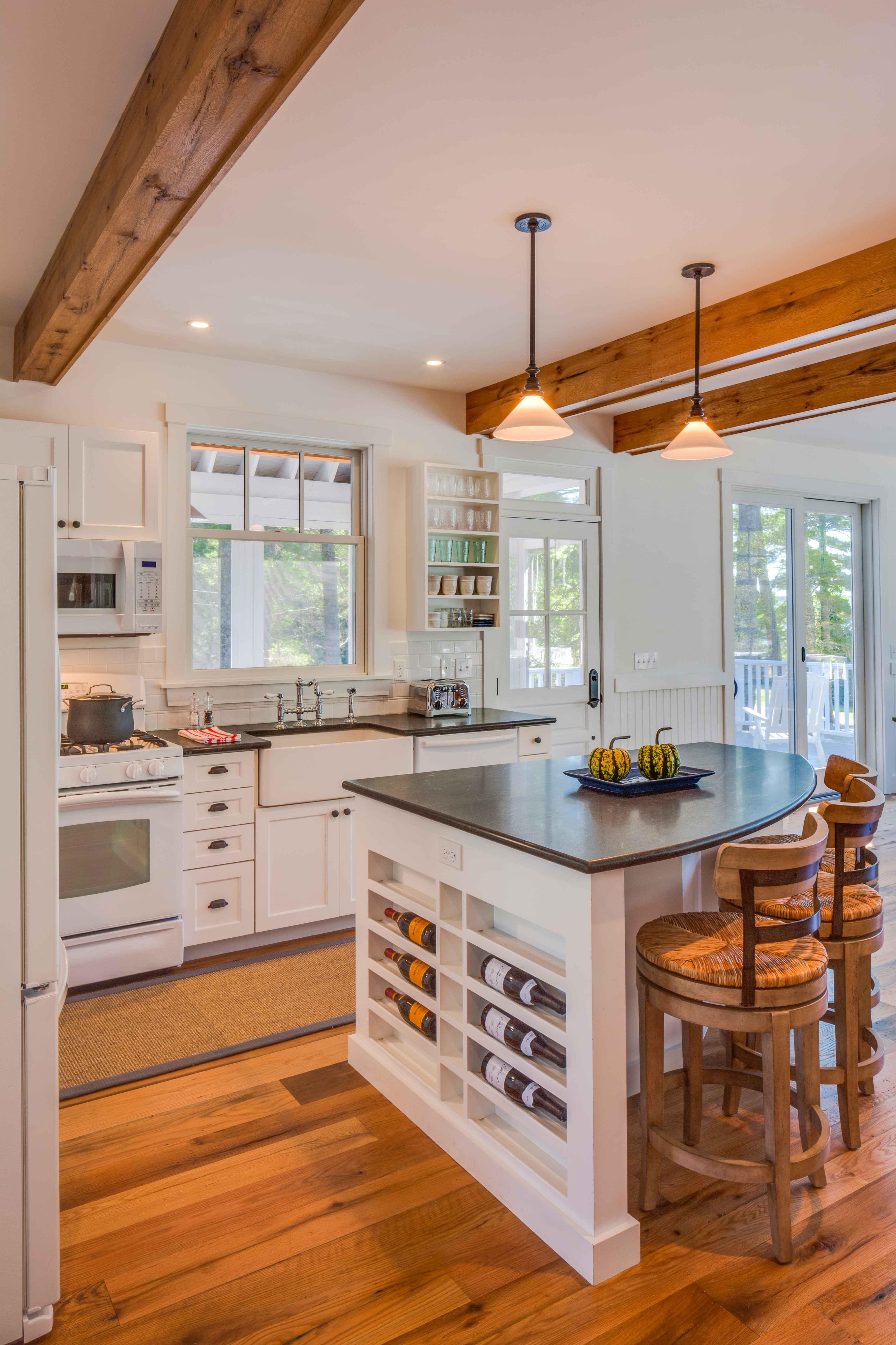 Longleaf Lumber Red Amp White Oak Residence