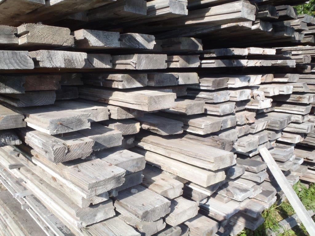 Longleaf lumber baker extract company for Reclaimed wood decking