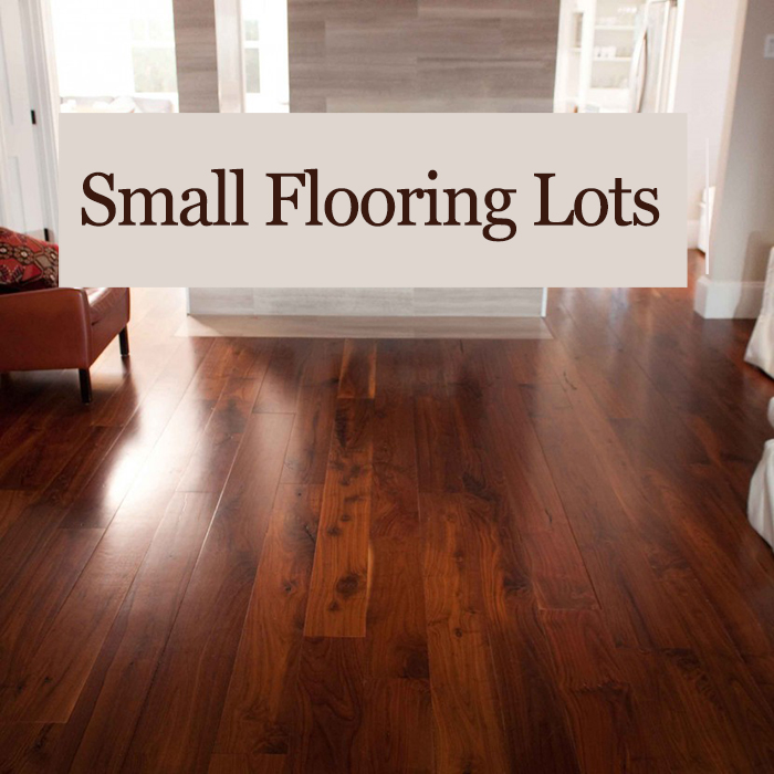 Longleaf lumber small lots of flooring in stock now for Hardwood flooring deals