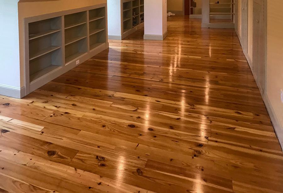 Reclaimed Loblolly Wood Flooring