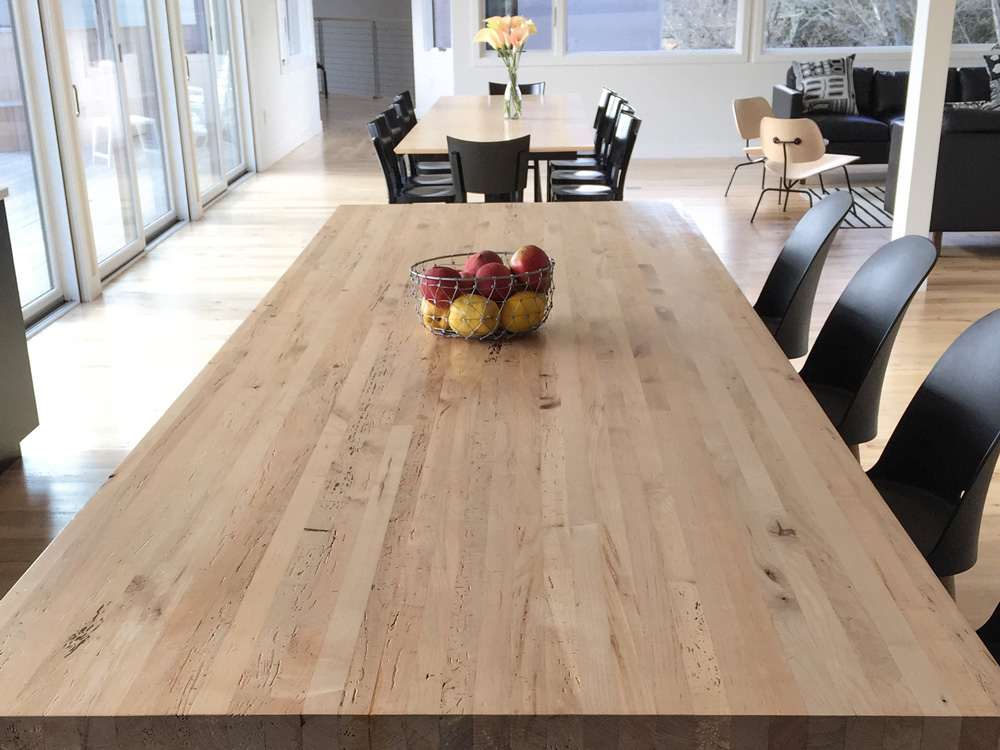 Longleaf Lumber Custom Reclaimed Wood Table Tops