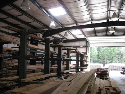 Longleaf Lumber Reclaimed Wood Warehouse