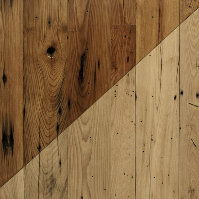 Rustic Chestnut Paneling