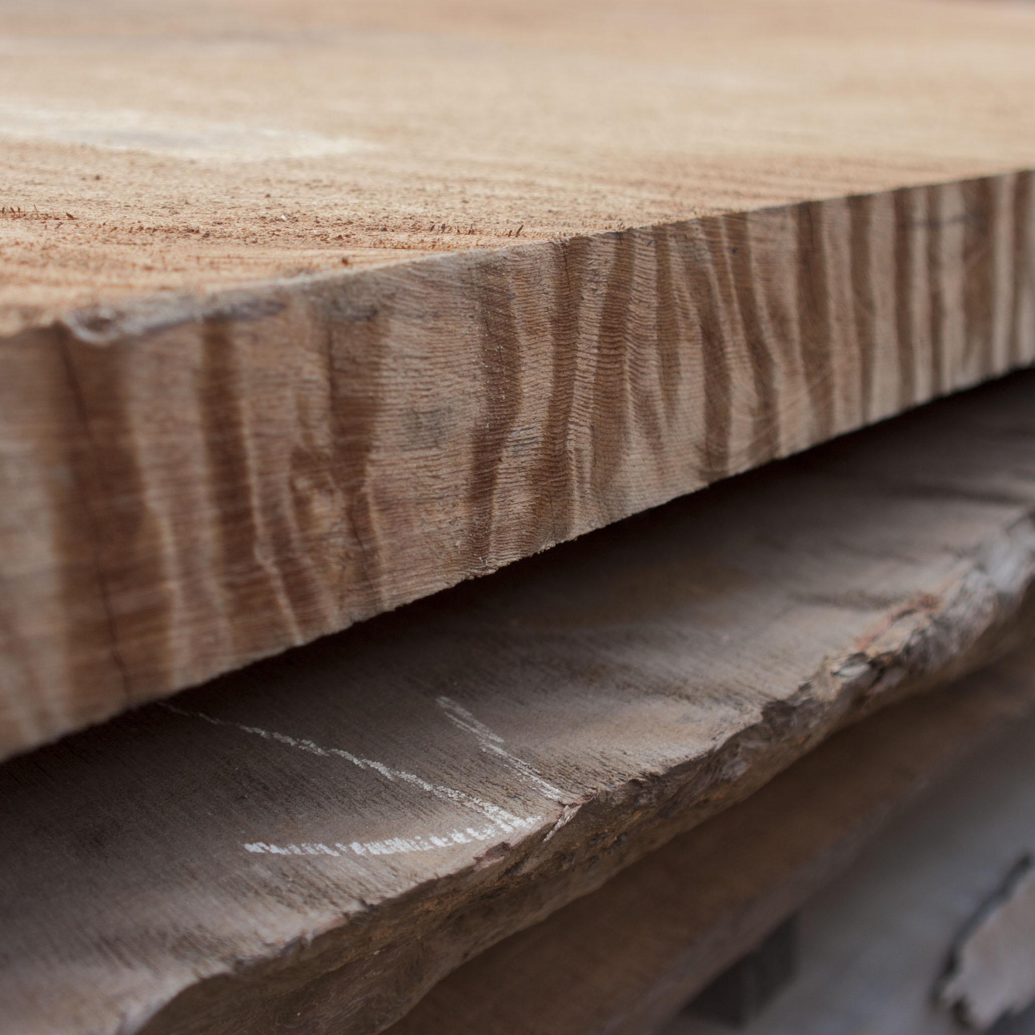 Longleaf Lumber Salvaged Redwood Slabs