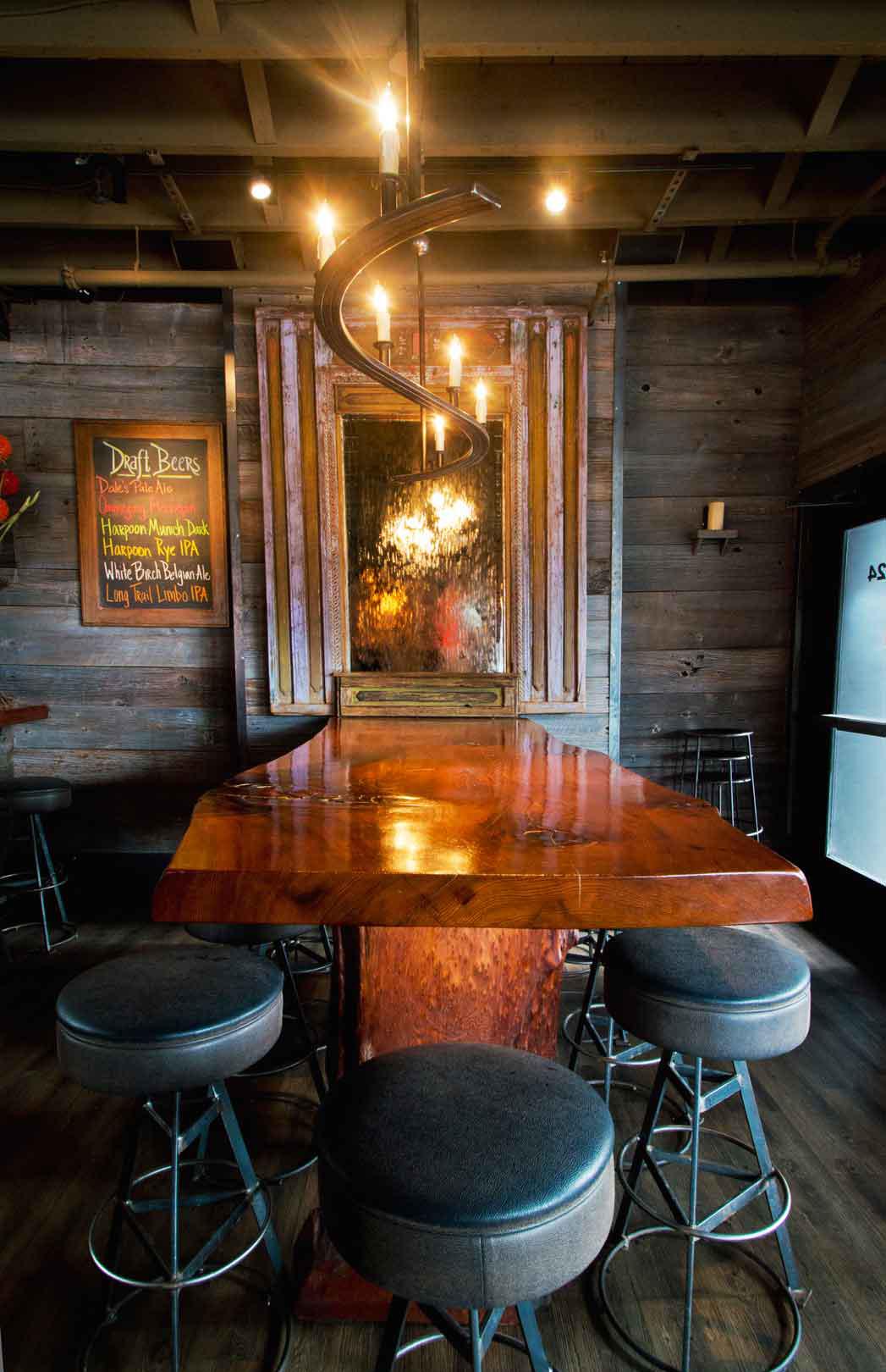 Longleaf Lumber Redwood Restaurant