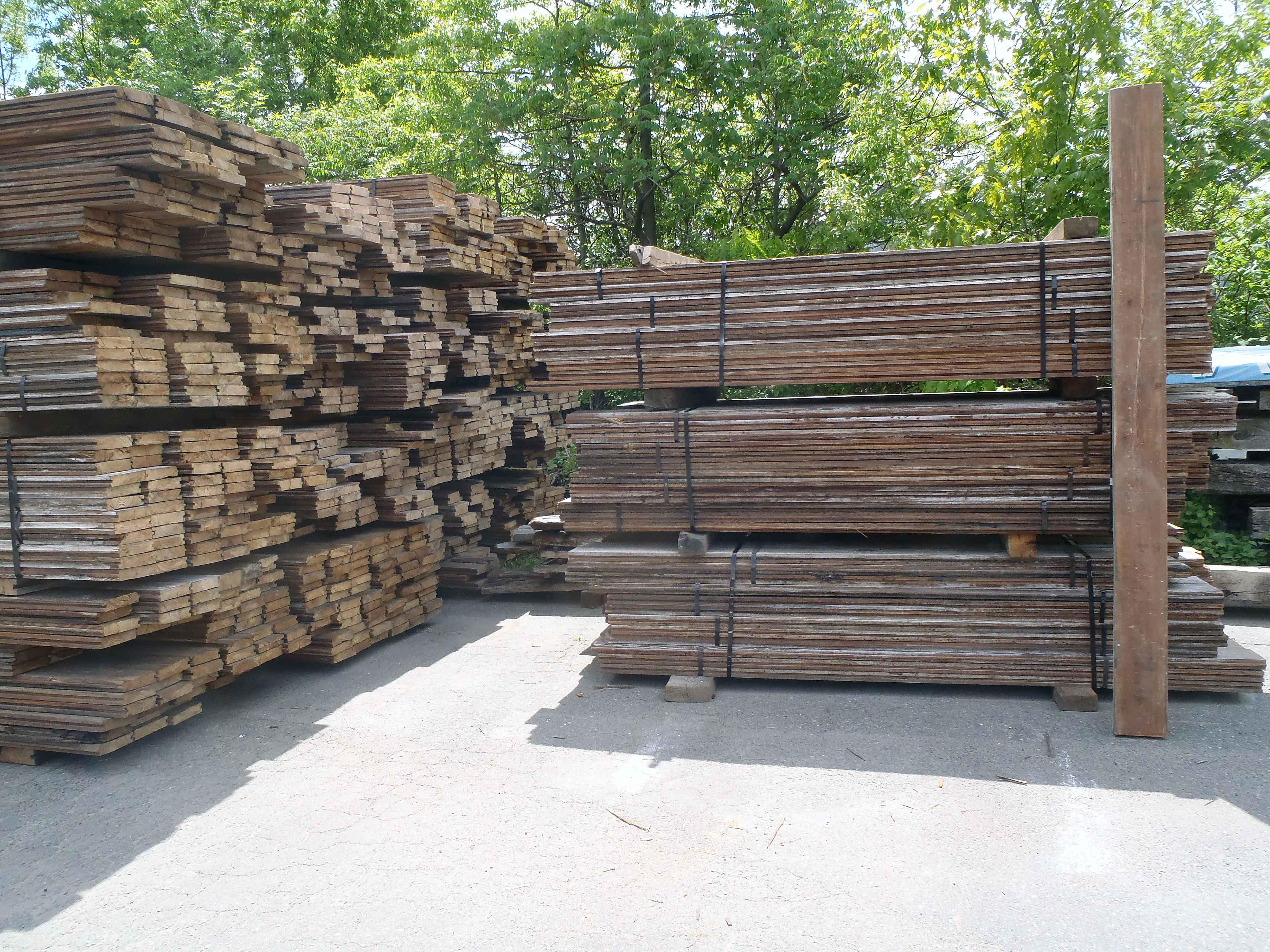 Longleaf Lumber Terminal Storage Warehouse