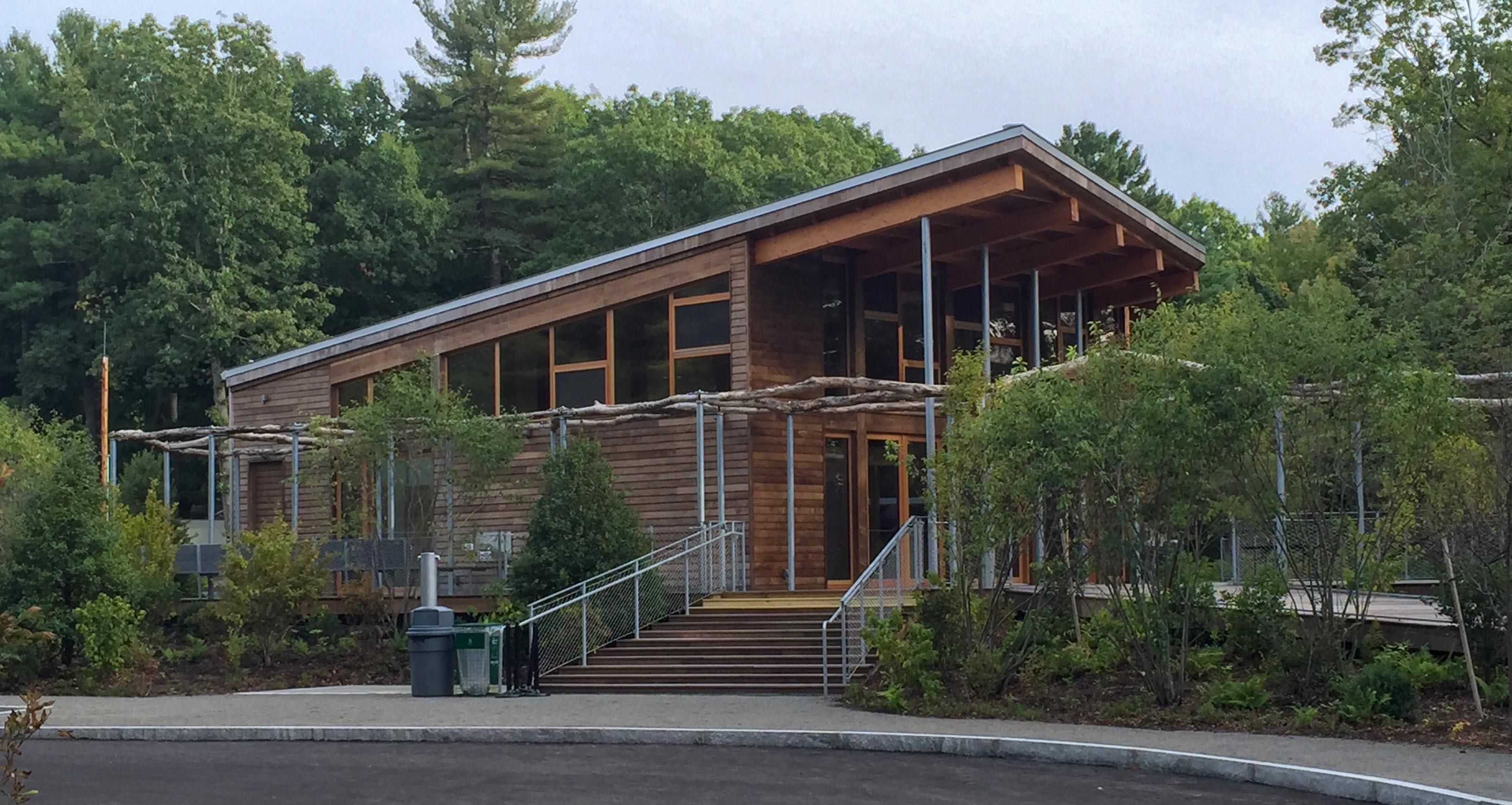 Longleaf Lumber Walden Pond Benches
