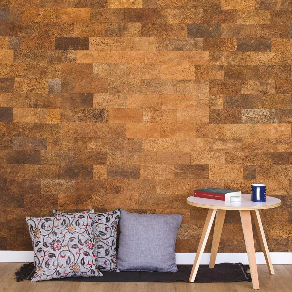Longleaf Lumber Cork Wall Paneling Quot Bark Quot Amp Quot Brick Quot Styles