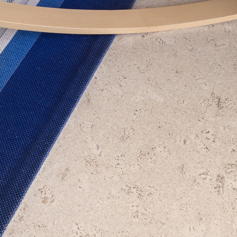 Cork Floating Floor - WE Cork Eco-Nomical Series Ivory Color