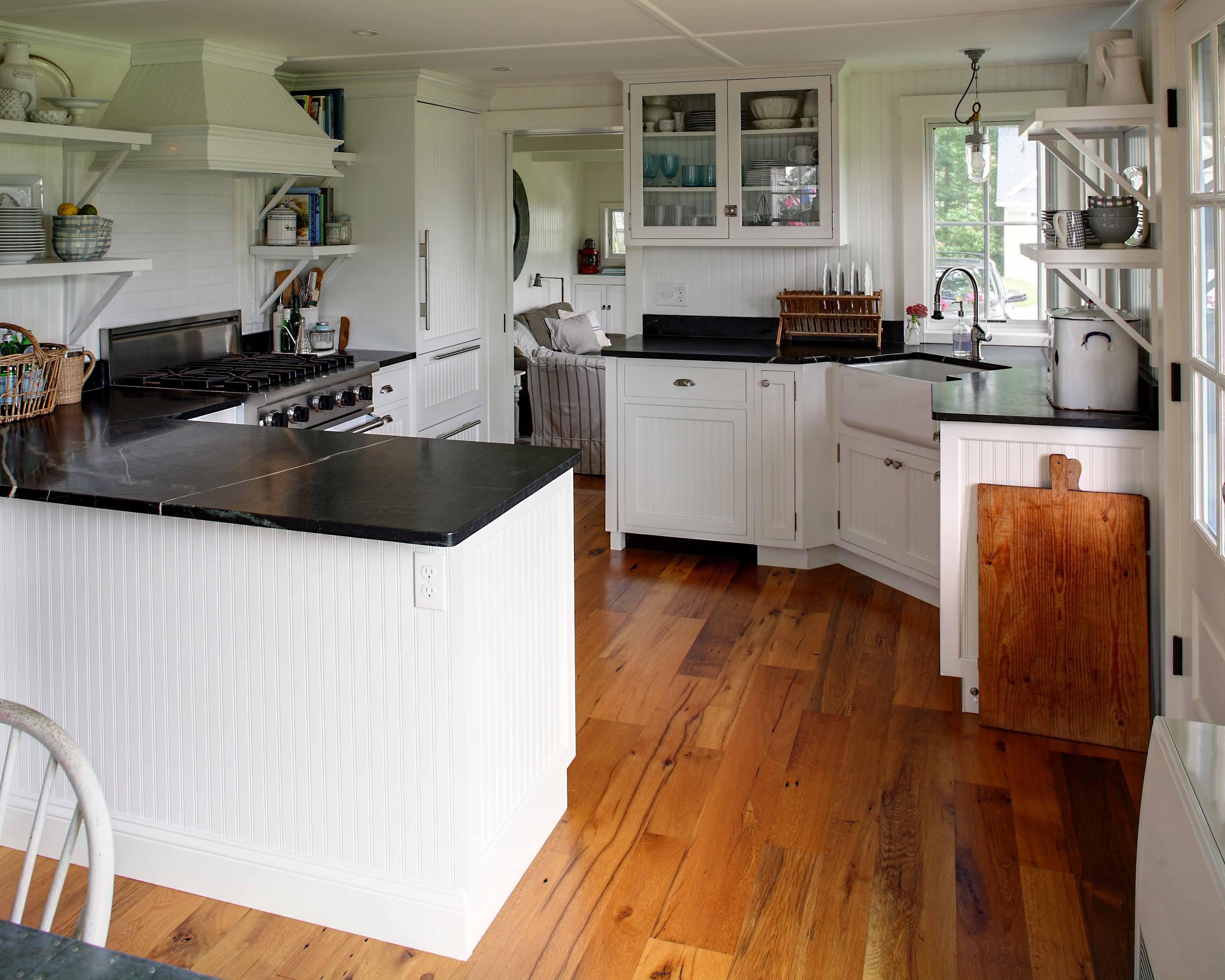 Longleaf Lumber Antique White Oak Flooring