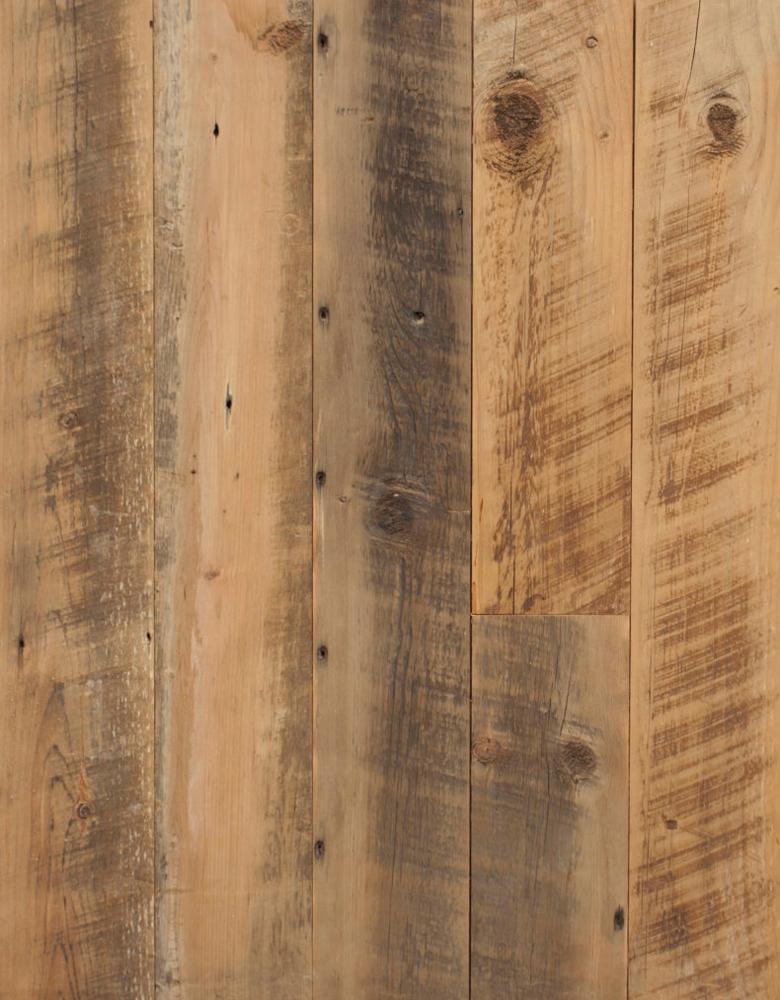 Reclaimed Skip-Planed Eastern White Pine